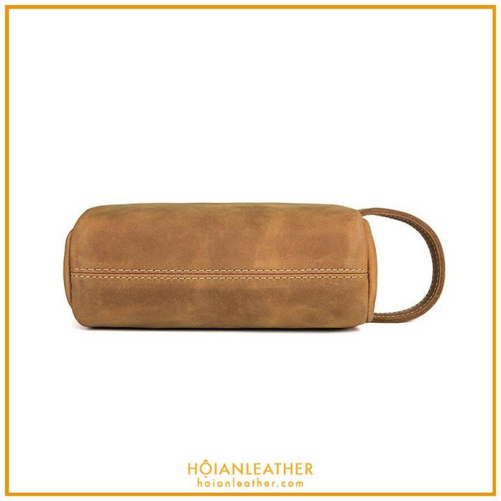 Túi da bò mini đựng đồ cá nhân