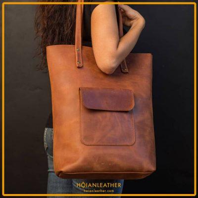 Túi xách da bò dành cho nữ